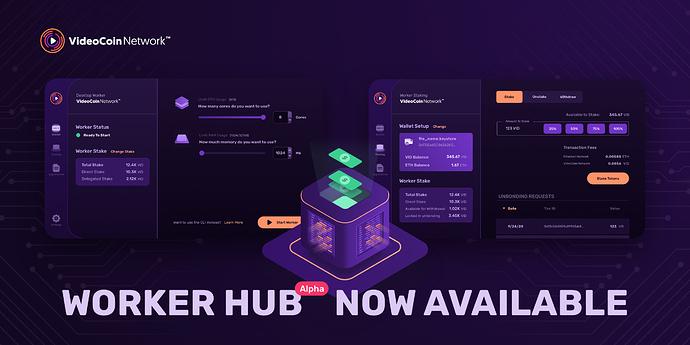 Worker Hub Release